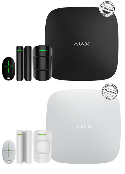 Ajax Alarm Pakker