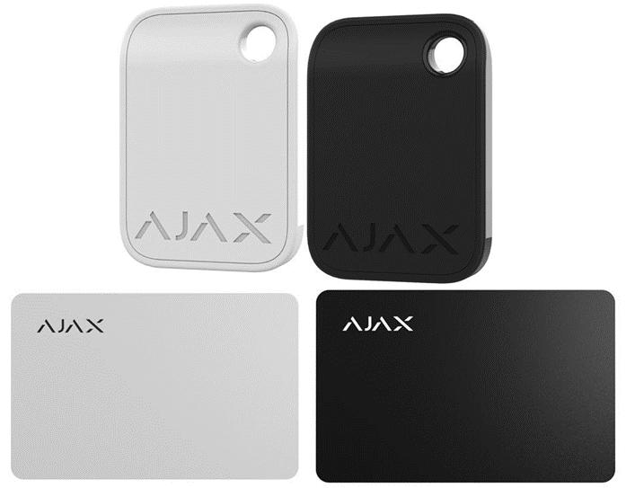 Ajax Kort/Brikker