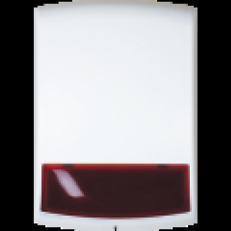HouseGuard ekstern sirene med blink.BX-15WF