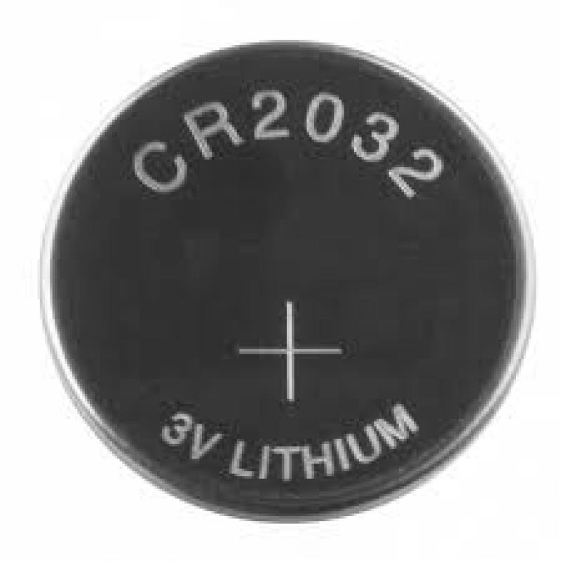 Batteri Lithium 3 Volt CR2032