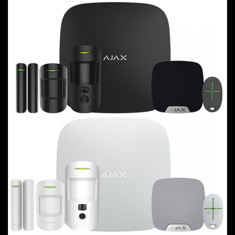 Ajax Alarm Pakke 4