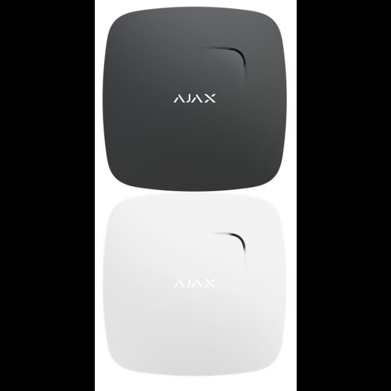 Ajax Røg, Termo & CO Detektor Med Sirene