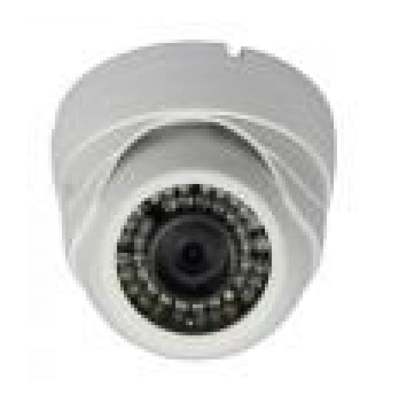 H.264 IP Indv. Dome 2.0 MP 4mm Lens IR