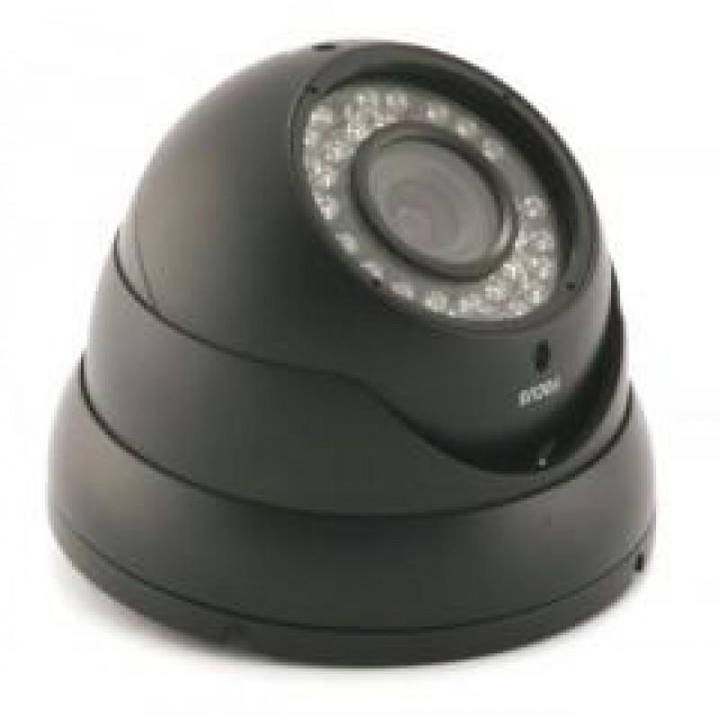 Udendørs dome-farvekamera 700TVL med 36 IR-lys