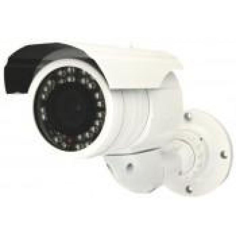 Udendørs IR kamera 4-9 mm linse