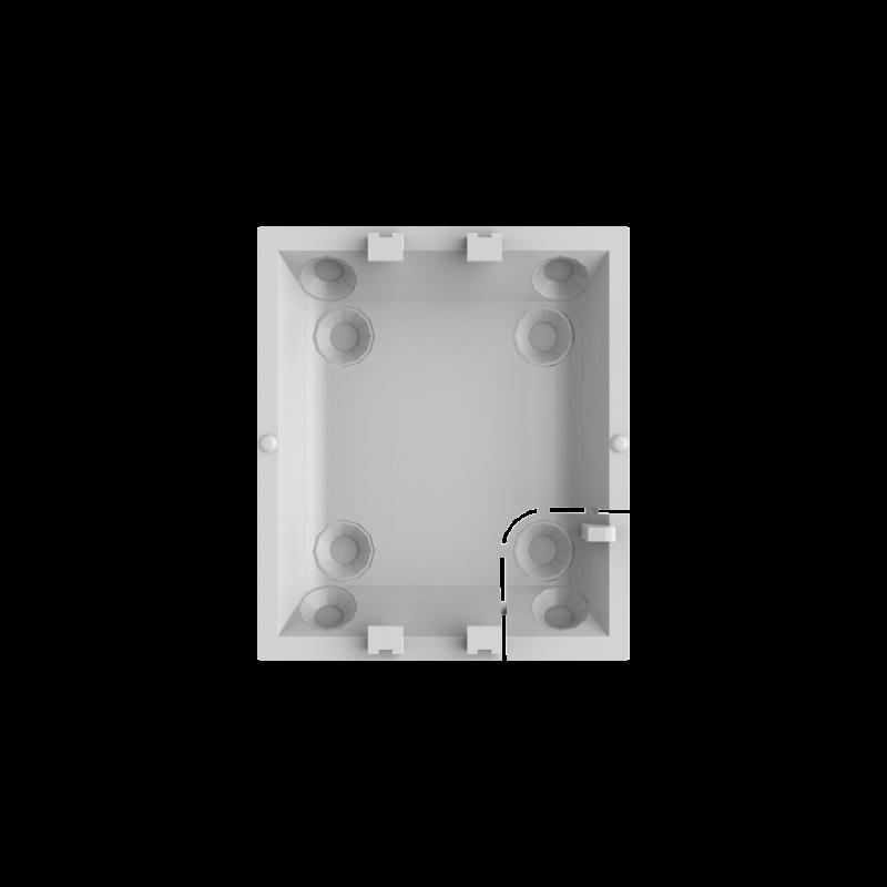 Ajax PIR Detektor Beslag Hvid