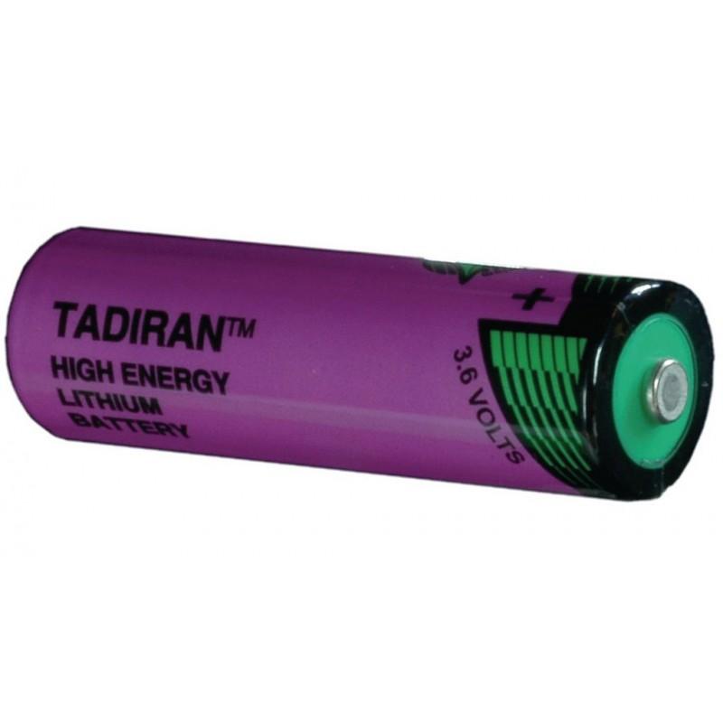 Batteri Lithium 3,6 Volt AA