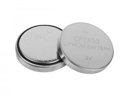 Knapcelle Batteri CR2450