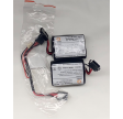 Kit 2 x Batterier 3,6V/3,5Ah
