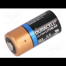 Batteri Lithium 3,0 Volt CR123