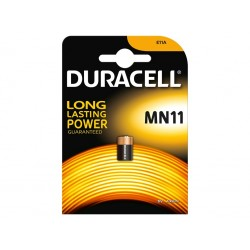 Batteri Alkaline 6 Volt A11/MN11